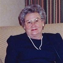 Frances Virginia Thomas