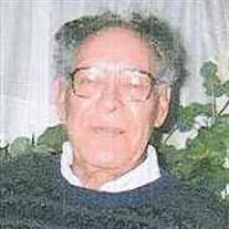 Ernest  Tafoya