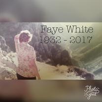 Faye White