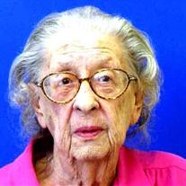 Mary  Ann Brocker