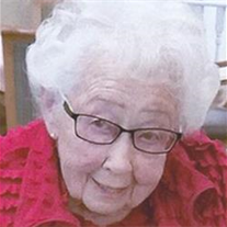 "Florence ""Flossie"" R. Lefever"