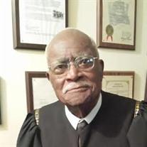Pastor Walter  Lee Smith Sr.