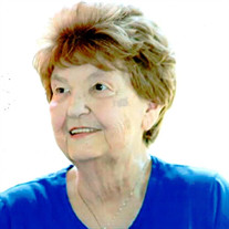 Shirley Mae Caudill