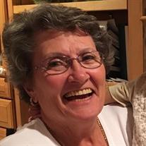 Sandra Belle Clauson