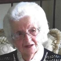 Mrs. Jeannette M. Morgan