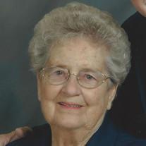 Margaret P Williams