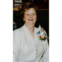 Betty Olivia Strauch