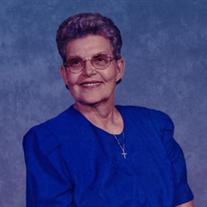 Mrs. Dolores Jane Ward
