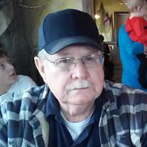 """SSG (Ret) Gerald """"Jerry"""" Wayne Miller"""