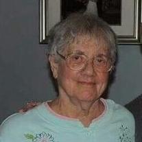 Mary Platt