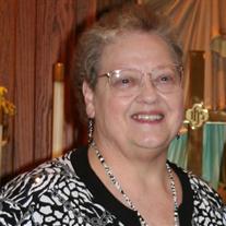 Geraldine Irene Debolt
