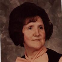 Mary R. Hall