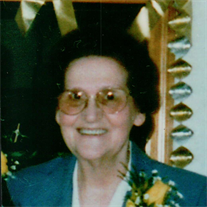 Mrs. Mary Ruth Cannon