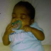 Baby Jeremiah Asher Gore