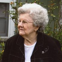 Alma Rutland McWilliams