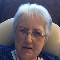 Wallie Joyce Burnside Purvis
