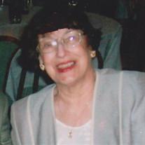 Mrs. Jeanette Mahoney