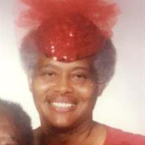 Reverend Bernice  B. Wiggins Johnson