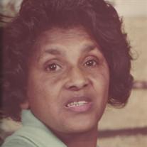 Ms. Lugenia  Marie  Lemelle