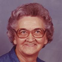 Lucille Potts
