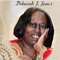 Evangelist Deborah J. Jones