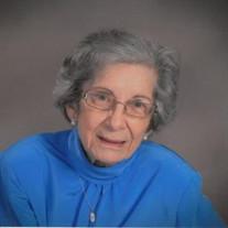 Patricia Jane Patterson