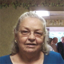 Mrs. Evelyn Marie Rosenberger
