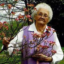 Ethel Jones Huddleston