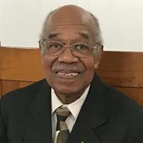 Reverend Nathaniel Workman