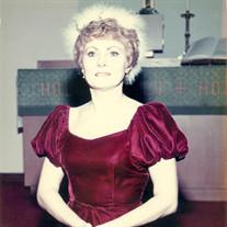 Mrs. Barbara Jane Thomson