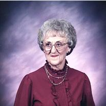 Edith Carolyn Benham