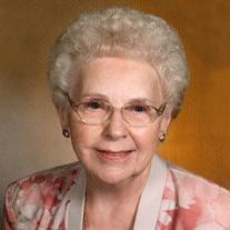 Betty Elaine (Cupp) Cox Elliott