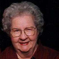 Edith Estell May