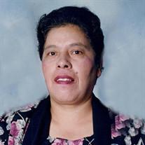 Evangelina Amador  Vargas Arreola