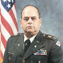 Col. Albert Van Pelt