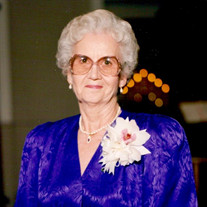 Mrs. Lois Christine Hendrix