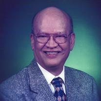 "Dr. Teodoro ""Ted"" P. Romana"