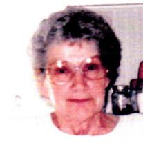 Pearl E.  Overholser
