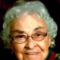 Marjorie Anne Hill