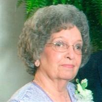 Mrs. Dorothy Hamlet Harry