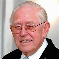 Mr. Garnett V. Webster