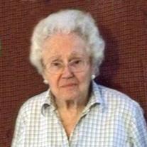 Genevieve Adeline Crowell