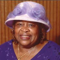 Ms. Mae F. (Liggins) Woods