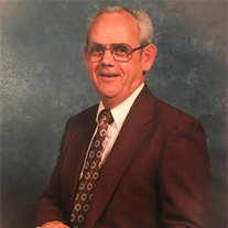Pastor Lonnie Darrel Salyers