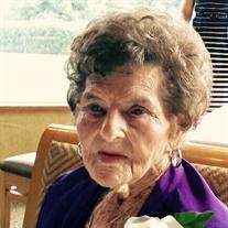 Mrs. Mary Elizabeth Mata age 89, of Starke