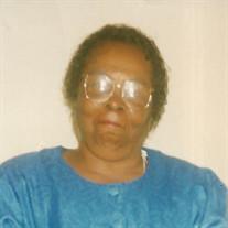 Mrs. Rosanna Washington