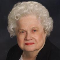Mrs. Frances Joan Peeples