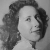 Frances Etta Hadaway