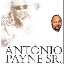 Mr. Antonio Maurice Payne