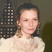 Lorraine (Rennie) Todd